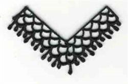 FSL Border embroidery design