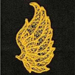 FSL Wing embroidery design