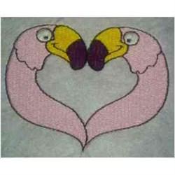 Animal Alphabet O embroidery design