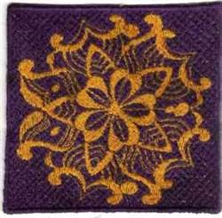 FSL Ornament embroidery design