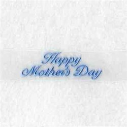 FSL Mothers Day Bouquet embroidery design