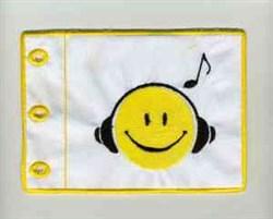 CD Holder embroidery design