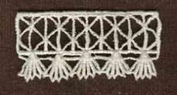 FSL Lace Border embroidery design