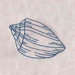 Bluework Sea Neighbor embroidery design