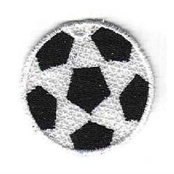 FSL Soccer Ornament embroidery design