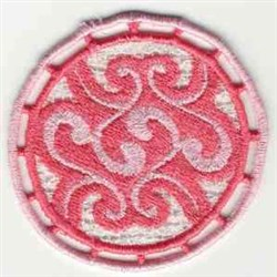 FSL Satchet embroidery design
