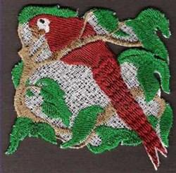 FSL Bird Block embroidery design