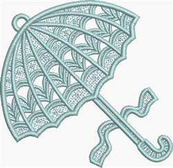 FSL Blue Bonnet Umbrella embroidery design