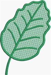 FSL Beech Leaf embroidery design