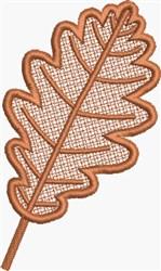 FSL Oak Leaf embroidery design
