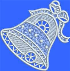 FSL Wagon Wheel Bell embroidery design