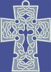 FSL Celtic Cross embroidery design