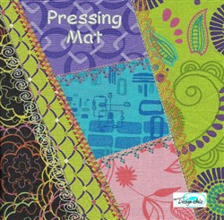 ITH Pressing Mat 6x6 embroidery design