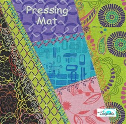 ITH Pressing Mat 8x8 embroidery design