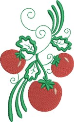Tomato Group embroidery design