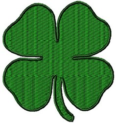 Shamrock Clover embroidery design