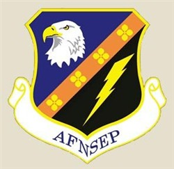 AFNSEP Emblem embroidery design