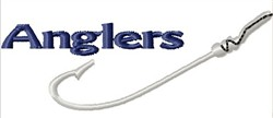 Anglers embroidery design