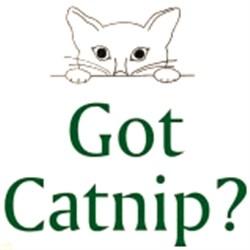 Got Catnip? embroidery design