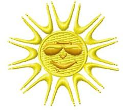 Fun In The Sun 2 embroidery design