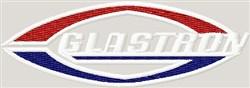 Glastron Logo embroidery design