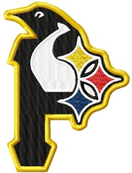 Pittsburgh Sports embroidery design