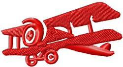 Red Baron embroidery design