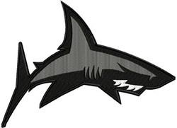 Shark 2 embroidery design