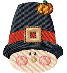Pilgrim Boy embroidery design