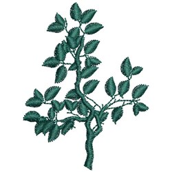 Little Tree embroidery design