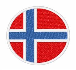 Bouvet Island Flag embroidery design