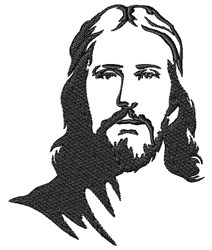 Christ Jesus embroidery design