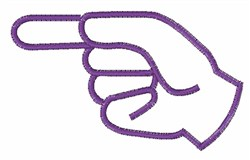 Sign Language  G embroidery design