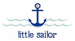 Little Sailor embroidery design