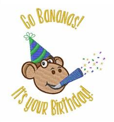 Enjoy Your Birthday embroidery design