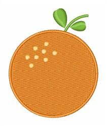 Juicy Orange embroidery design