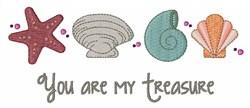 My Treasure embroidery design