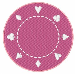 Bridal Shower embroidery design