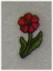 Little Flower embroidery design