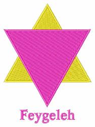 Feygeleh embroidery design