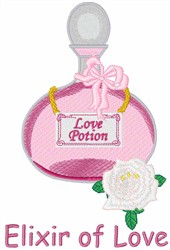 Elixir Of Love embroidery design
