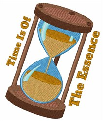 Essence Of Time embroidery design