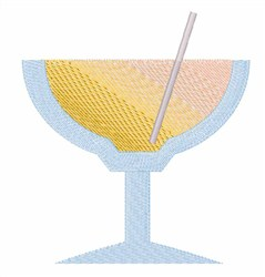 Enjoy The Drink embroidery design