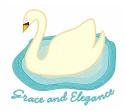 Grace & Elegance embroidery design