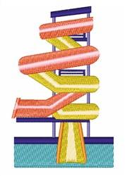 Slide Of Joy embroidery design
