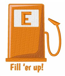 Fill It Up! embroidery design