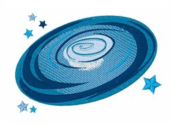Our Universe embroidery design