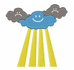 Cloud Sky embroidery design