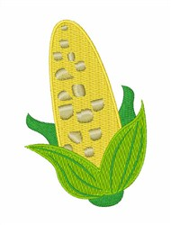Sweet Corn embroidery design