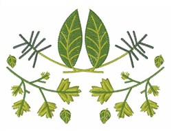 Herbs & Seasonings embroidery design